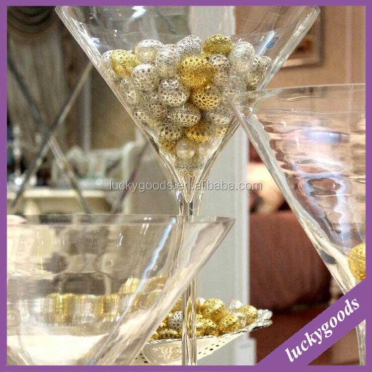 Lgj023 Party Table Decoration Glass Vases Wedding Centerpiece Buy