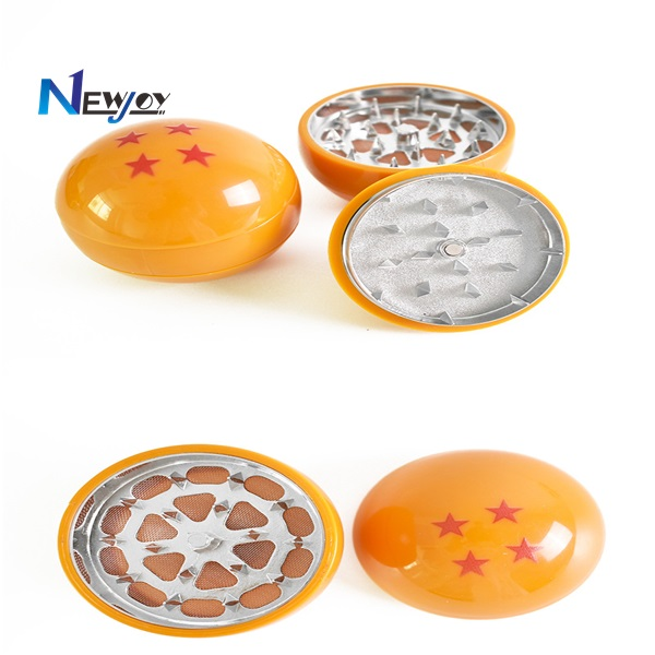 Newjoy groothandel 58mm HG42 dragon ball grinder