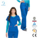 Cheap Nurse Cotton Uniform/Plain White Nurse Dresses/White Doctor And Nurse Gowns