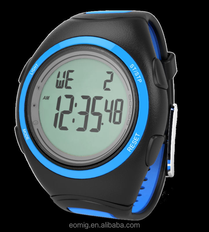 AOEOM 3D Pedometer Watch