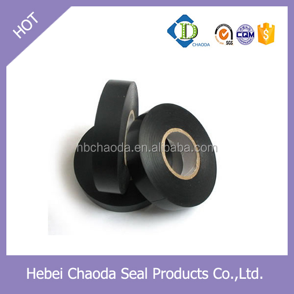 High voltage self adhesive splicing tape rubber fusing tape amalgamating tape
