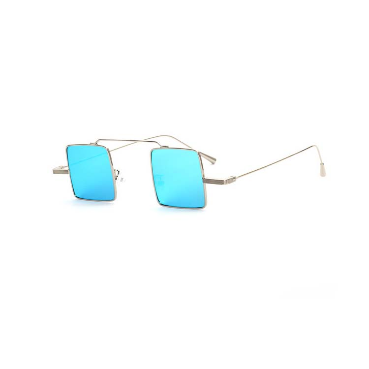 Sunglasses 2019 New Polygon Frame Sunglasses Retro Fashion Metal Sunglasses  - Buy Retro Fashion Sunglasses,Metal Sunglasses,Polygon Sunglasses Product
