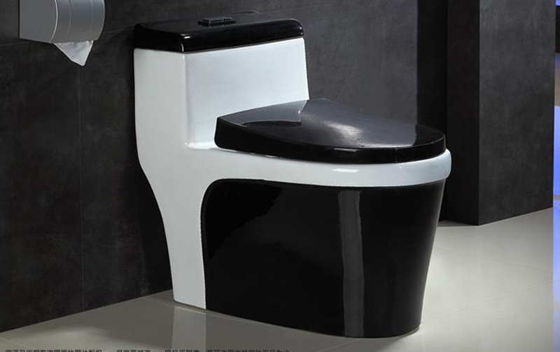 Vendita calda cina fabbricazione sanitari bagno wc rosso tazza del
