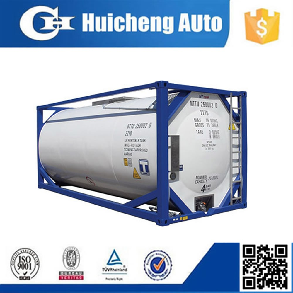 China Winsense ISO 40 feet 40m3 LPG Cylinder containers low price for sale