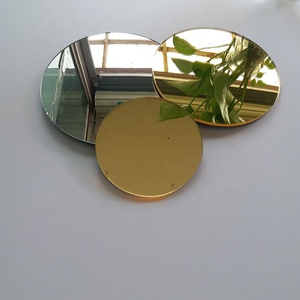 Clear Acrylic Lucite Circle Round Disc Every Thickness and Diameter Available