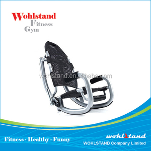 top sales ab twister chair for gym exercise