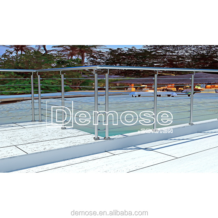Portable Balcony Guarding Mesh Handrail For Elderly - Buy Handrails ...