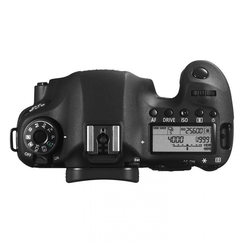 Canon Eos 6d Cuerpo Dslr Cámara Digital De Fotograma Completo - Buy ...