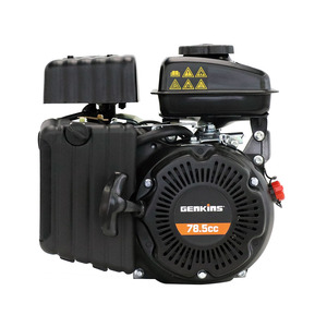 China Hot Selling 79cc/2 5hp GK80 4-Stroke Air-cooled Easy Start Machinery  Portable Mini Engine Small 2 5hp Gasoline Engine
