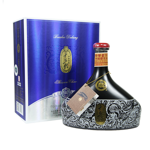"""Baishui Dukang"" The Qin Empire 52%vol 500ml gift packaging Chinese baijiu spirits liquor alcohol"