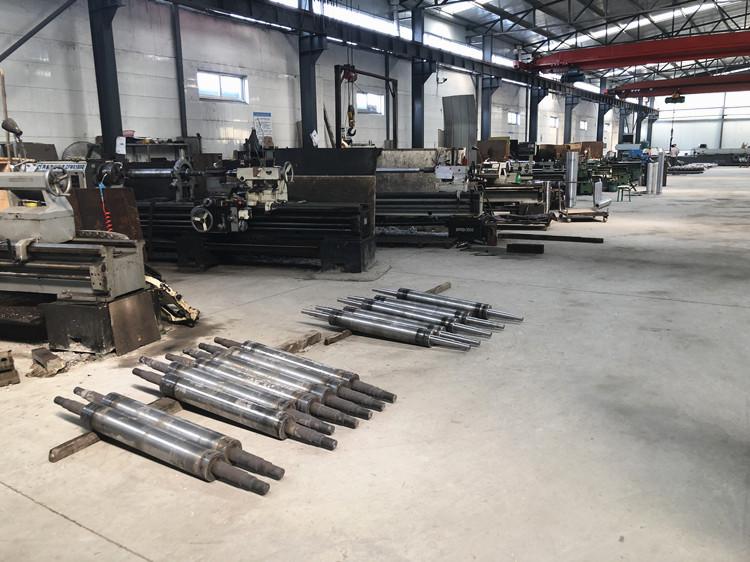 Hot Stamping Mesin EPDM Rubber Roller Supplier