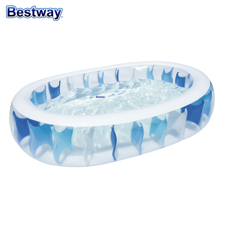 Above Ground Oval Swimming Pool Family Inflatable Pool - Buy Oval Swimming  Pool,Family Inflatable Pool,Inflatable Swimming Pool Product on Alibaba.com