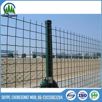 China Supplier 1x2 General Galvanized Welded Wire Mesh Fence Panel ...