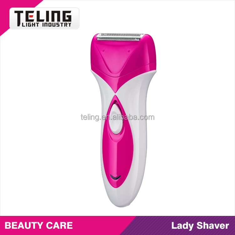 Rechargeable Shaving Razor For Women