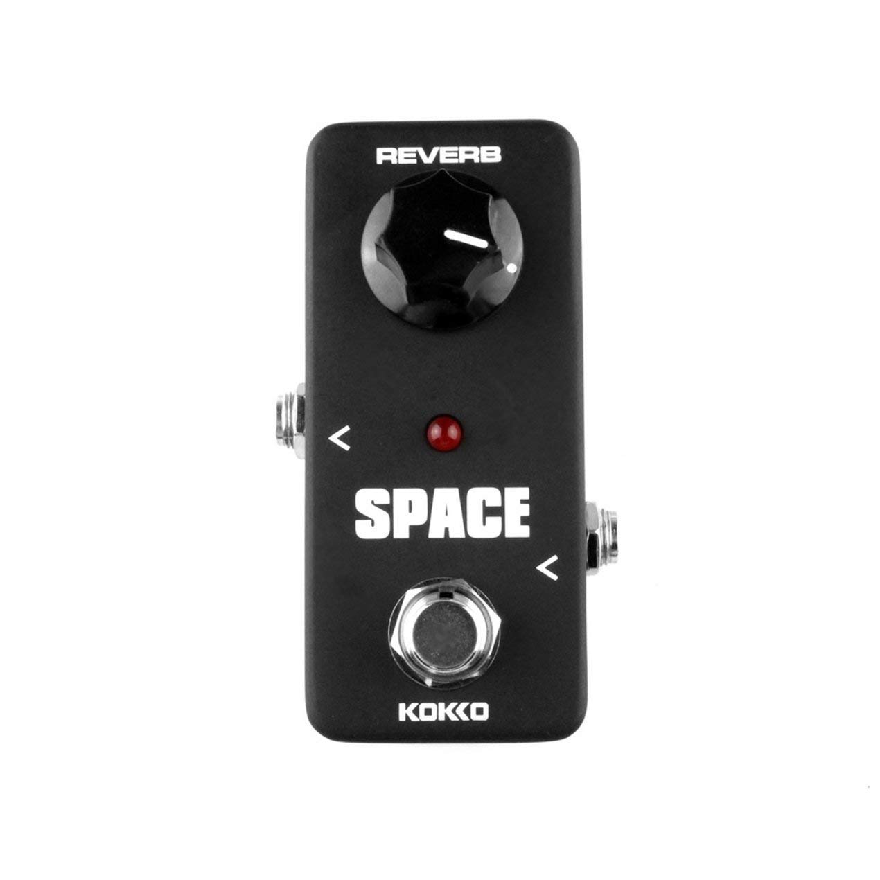 Reverb Guitar Effects Pedal Space Full Reverb Effect Sound Processor Stompbox Guitar Parts & Accessories