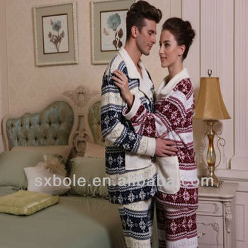 Adult Fleece Pajamas