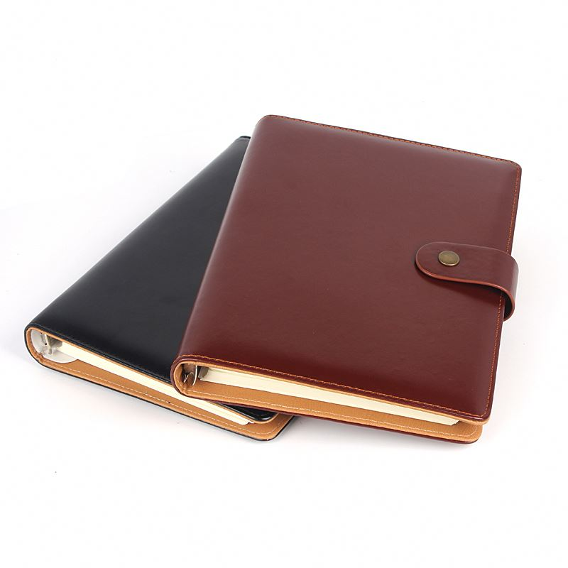 Factory supply high quality leather office & school notebook directly sale