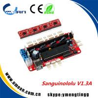 Sanguinololu V1.3A for 3D Printer Main Control Board Motherboard 1.3 Atmega1284p Reprap Electronics