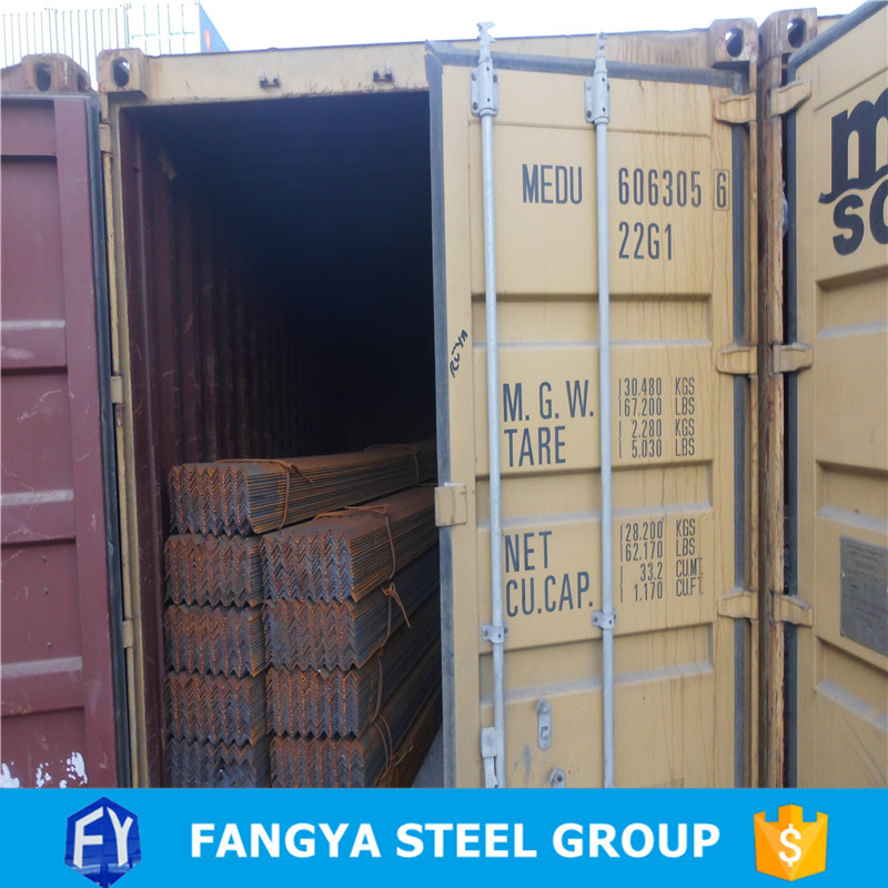 alibaba website ! steel angle bar price st37 hot rolled galvanized angle iron