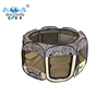 Easilly Foldable Hot Sale Wood Outdoor Pet Dog Bed Playpen