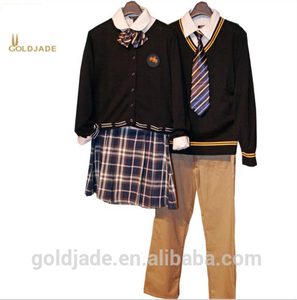 British korean japanese school uniform men and women winter clothing for school uniform escolar costume for girl and boy