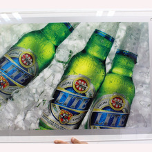 Good-selling Crystal Custom Led Light Box Sign