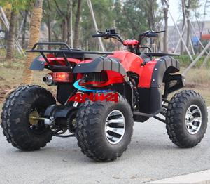 Hot selling EURO 4 quad atv 4x4 200CC bike for adult