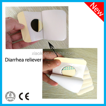 hot sale OEM offered diarrhea reliever patch with high efficient
