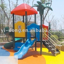 Children's outdoor amusement park equipment