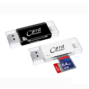 2 in 1 card reader &card reader factory&micro card reader driver