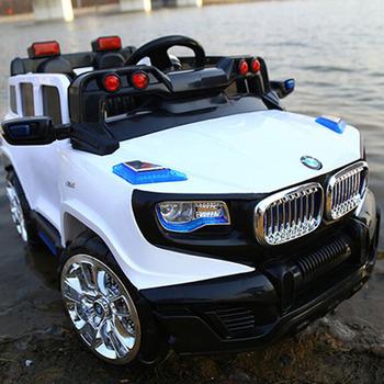 2018 Cheap Led Light Battery Children Cross Country Vehicle Toy 12v