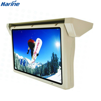 17 Inch Vehicle Motorized Color Lcd Monitor