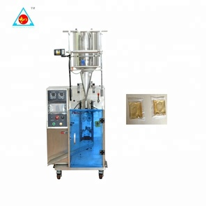 2017 hotselling automatic mineral water pouch packaging machine price TCLB-C60Y
