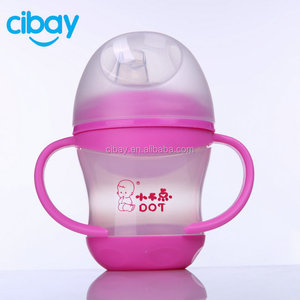 LC Baby Products Supplier 100% Food Grade Silicone Rubber Replacement Spout Nipple For Training Sippy Cup