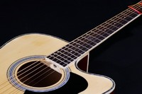 Musical Instrument mini Wooden Craft Guitar