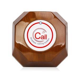 5 pcs of Restaurant Hotel 433MHz Wireless Calling Bell coaster Pager Retekess T133