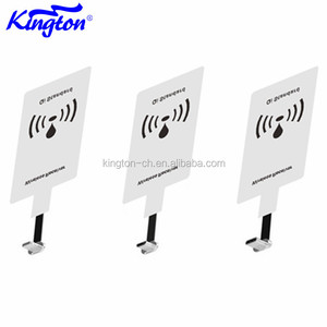 Ultra thin Universal Qi Standard 5V 2A Wireless Charger Receptor