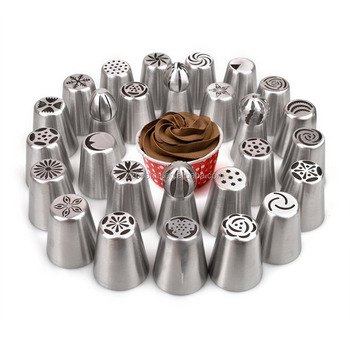 2017 Amazon Wholesale Cake Decorating Tools Russian Icing Piping Nozzles  Set - Buy Icing Piping Nozzles,Russian Icing Piping Tips,Cake Decorating ...