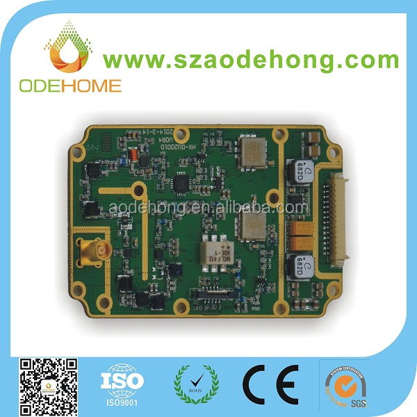 High Quality International Satellite Tv Receiver Circuit Board