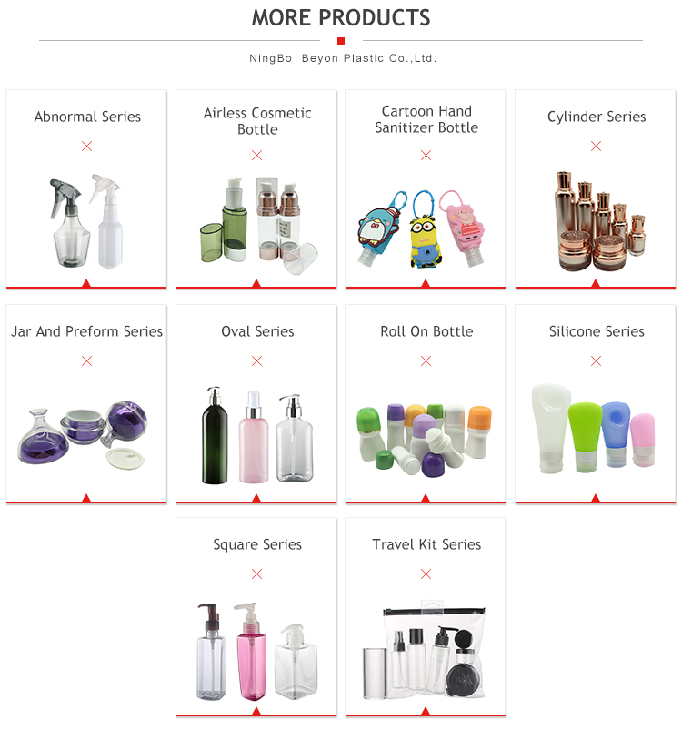 Cosmetic Mist Spray Bottle Travel Size Toiletry Bottles