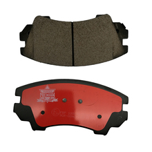 march expo free samples brake pads with production line