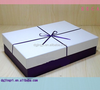 wedding dress storage box/square tin paper box/shirt packaging box & Wedding Dress Storage Box/square Tin Paper Box/shirt Packaging Box ...