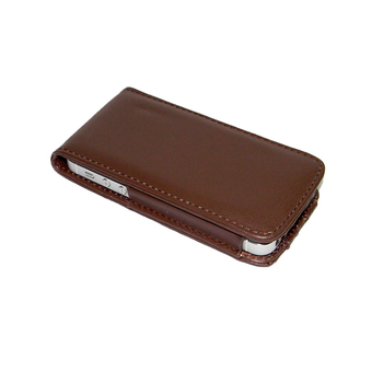 Wholesale price For iphone 5 5s leather flip case