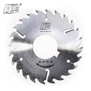 multi ripping&rip tool tct saw blade with carbide wipers for wood