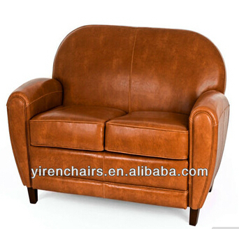 Replica Leather Eero Saarinen Executive Sofa Chair/used Single Leather Sofa Part 58