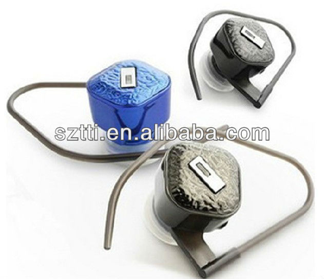 2013 new product hot selling small size stereo bluetooth headset /earphone for all mobile phone