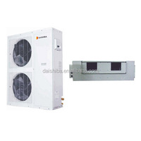 High COP energy saving CE RoHS Refrigerant R410A cheap duct air conditioner price