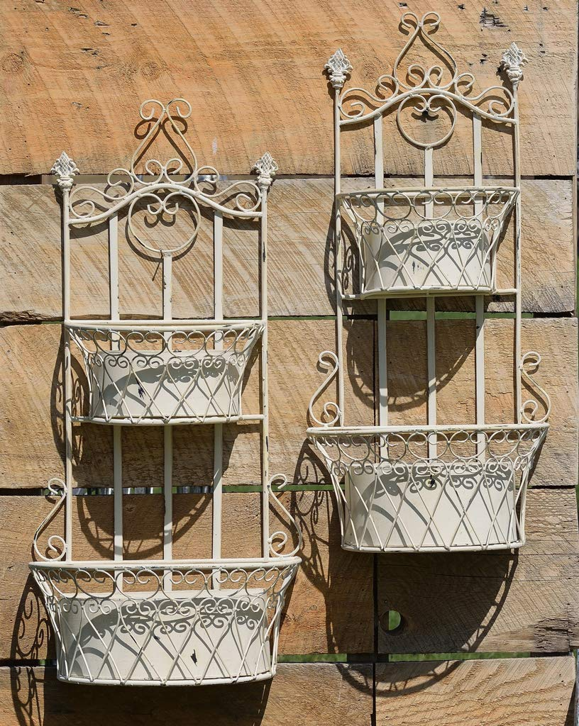 Cheap Metal Wall Planter Baskets Find Metal Wall Planter Baskets