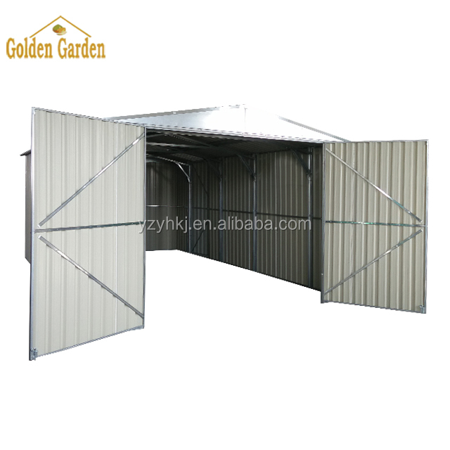 Australia standard product storage buildings mobile steel garage