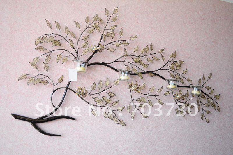 2012 direction new design forme d coration murale en m tal. Black Bedroom Furniture Sets. Home Design Ideas